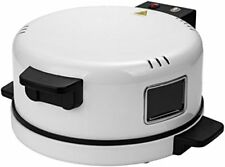 "Electric Arabic Persian Pita Bread Maker 11.5""Non Stick Toaster Saj Tortilla Pan"