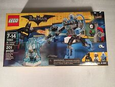 Sealed LEGO The Batman Movie - Mr. Freeze Ice Attack 70901  NISB