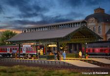 Vollmer H0 43545 - Estación de Tren con LED,Conjunto Edificios Precio Medida