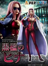 NIB Megahouse One Piece Portrait of Pirates POP Hina LIMITED EDITION Authentic!!