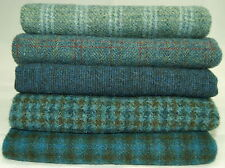 "HAND DYED RUG HOOKING WOOL Mill-Dyed ~ ""BLUE LAGOON"""