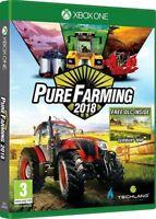 Pure Farming 2018 Xbox One **FREE UK POSTAGE!!**