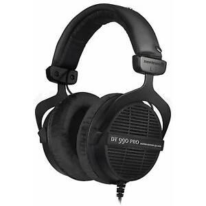 Beyerdynamic DT990 Pro Headphones Black Limited Edition