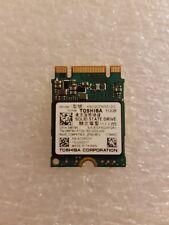 Toshiba BG2 512Gb M.2 PCIe NVMe 2230 SSD (not M.2 SATA) R/W 1520/840 MB/s