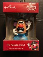 New Hallmark Xmas Christmas Tree Ornaments Mr. Potato Head Ornament Gift Box