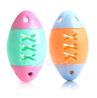 Hot Kitten Pet Dog Cat Chew Sound Toys Fish Shaped Play Squeaky Teaser Fun