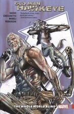 Old Man Hawkeye Tpb Vol 2 Whole World Blind Reps #7-12 New/Unread