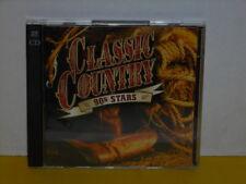 DOPPEL - CD - CLASSIC COUNTRY - TIME LIFE - 90's STARS ( RAR )