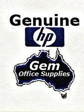 2 x GENUINE HP 702 BLACK INK CARTRIDGES CC660AA (Guaranteed Original HP)