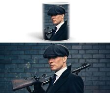 Genuine Peaky Blinders Thomas Shelby Mug 11oz Mug by Forever Personal Designs