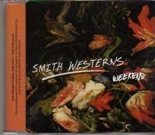 (CF614) Smith Westerns, Weekend - 2011 DJ CD