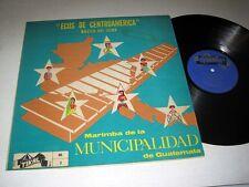 MARIMBA DE LA MUNICIPALIDAD DE GUATEMALA Ecos De Centro America TIKAL VG++