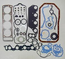 83-89 Mitsubishi Starion Turbo 2.6L G54B Engine Full Gasket Replacement Set