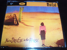 Meat Loaf / Meatloaf Not A Dry Eye In The House Rare Australian Print CD Single