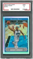 2006-07 Topps Chrome Ref. #10 DWIGHT HOWARD ~ BSG Graded 9