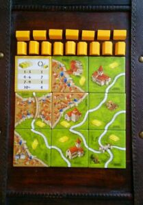 Carcassonne: The GOLD MINES Mini Expansion New Edition NEW original Zman