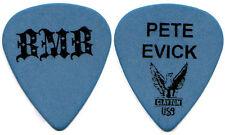 BRET MICHAELS Band Guitar Pick : Tour Pete Evick BMB blue Clayton USA Poison