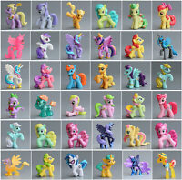 Rare style My little pony friendship is magic toy pony toys for kids collection