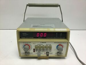 Sencore LC101 Meter Capacitor-Inductor Analyzer TESTED