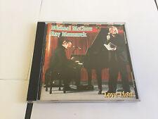 Michael McClure Ray Manzarek Love Lion :Shanachie CD - MINT 016351500625