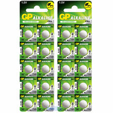 20 x LR55 gp 1.5V alcaline bouton cellule montre batterie 191, 391, V8GA, LR1120, AG8