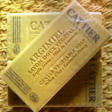 Cattier Argimiel Seife mit gelber Tonerde & Honig & Lavendel 150g Naturkosmetik