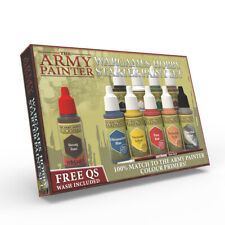 The Army Painter Wargaming Hobby Starter Paint Set (10 Colours) WP8020