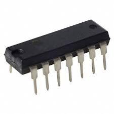 INTEGRATO SN 74LS00 - (n. 2 pz) Quad 2-Input NAND Gate