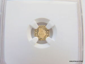 RARE GOLD 1880 OCTAG INDIAN HEAD G50C 50C,NGC MS65 PL,OCTAGONAL COIN,1/2 DOLLAR