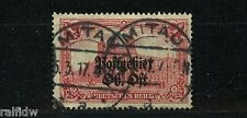 Postgebiet Ober-Ost 1 Mark Postamt 1916 Michel 12 A geprüft (S9016)