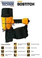 Druckluftnagler Coilnagler Bostitch N512C-2-E bis 130mm für 16° Coilnägel