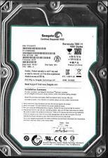 SEAGATE BARRACUDA ST31000333AS 1TB SATA HARD DRIVE P/N: 9FZ136-300  FW: CC1F  WU