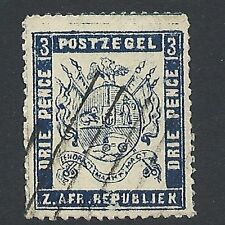 Single Victorian (1840-1901) South African Stamps (Pre-1961)