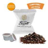 50 CAPSULE CAFFE' CAFFE' BOZZETTI MISCELA PREMIUM UNO SYSTEM