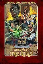 I Survived a Zombie Holocaust (DVD, 2016)