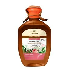 3,32EUR/100ml GREEN PHARMACY Badeöl 2in1 Duschgel Rose Sandelholz 250ml