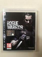 ROGUE WARRIOR (PS3) VIDEOGIOCO -PLAYSTATION 3 GIOCO
