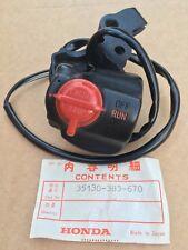 Nos Honda interruptor conmutador de alta tensión CB125S 1976-1978 (35130-383-670)