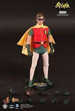 "HOT TOYS DC BATMAN MMS219 :  ROBIN 1966 CLASSIC TV Version Burt Ward 12"" 1/6"