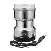 Electric Grain Grinder Coffee Bean Nuts Mill Grinding Machine Herbs EU-plug