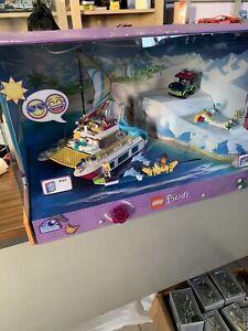 Lego Teca  41317 - 41321 Friends 60x40x40
