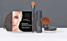 ASAP Pure Mineral Perfection Pack Base Powder Liquid Foundation Kabuki Brush Bag