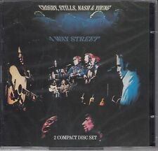 Crosby, Stills, Nash & Young - 4 Way Street-Live 2cd NUOVO