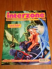 INTERZONE #154 APRIL 2000 LORD SOHO RICHARD CALDER TANITH LEE UK MAGAZINE =