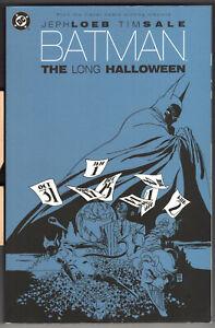 Batman The Long Halloween tpb Jeph Loeb, Tim Sale
