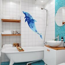 Removable Vinyl Wall Decal dolphin kids boy room Sticker Home DIY Home Decor