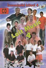 Izvornjacki hitovi CD lait Music 4 HIT Srbija Balcani Narodna folk Bosna Hrvatska