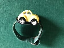 Vtg. Yellow Volkswagen Bug Watch