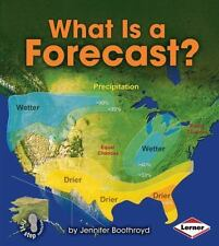 What Is a Forecast? (First Step Nonfiction)