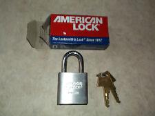 AMERICAN LOCK  PADLOCK #A5400  A DIVISION OF MASTER LOCK